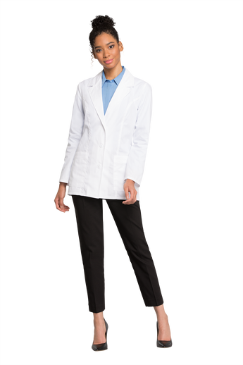 White - Cherokee Lab Coats 29