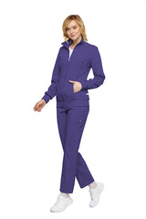 Grape - Cherokee Infinity Zip Front Jacket