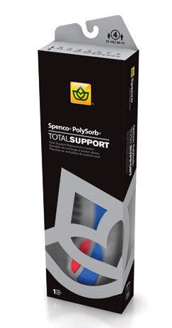 Spenco PolySorb Total Support - Avida Healthwear Inc.
