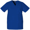 Galaxy Blue - Cherokee Workwear Originals Unisex V-Neck Top