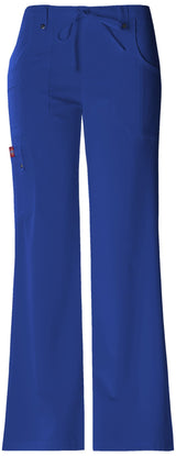 Galaxy Blue - Dickies Xtreme Stretch Mid Rise Drawstring Cargo Pant
