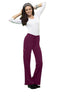 Wine - Dickies Xtreme Stretch Mid Rise Drawstring Cargo Pant