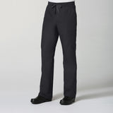 Black - Maevn Red Panda Men's Full Elastic 10-Pocket Cargo Pant