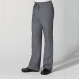 Pewter - Maevn Red Panda Men's Full Elastic 10-Pocket Cargo Pant