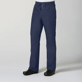 True Navy - Maevn Red Panda Men's Full Elastic 10-Pocket Cargo Pant