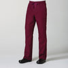 Wine - Maevn Red Panda Men's Full Elastic 10-Pocket Cargo Pant