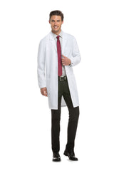 "Dickies White - Dickies Professional Whites 37"" Unisex Lab Coat"