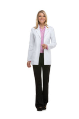 "Dickies White - Dickies Professional Whites 29"" Women's Lab Coat"