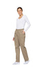 Dark Khaki - Dickies EDS Signature Natural Rise Tapered Leg Pull On Cargo Pant