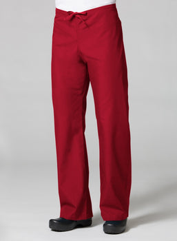 Red - Maevn Core Unisex Seamless Pant
