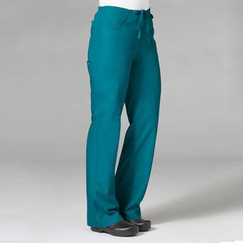Teal - Maevn Core Utility Cargo Pant