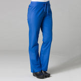 Royal Blue - Maevn Red Panda Half Elastic Pant