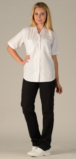Avida Ladies' Cook Shirt - Avida Healthwear Inc.
