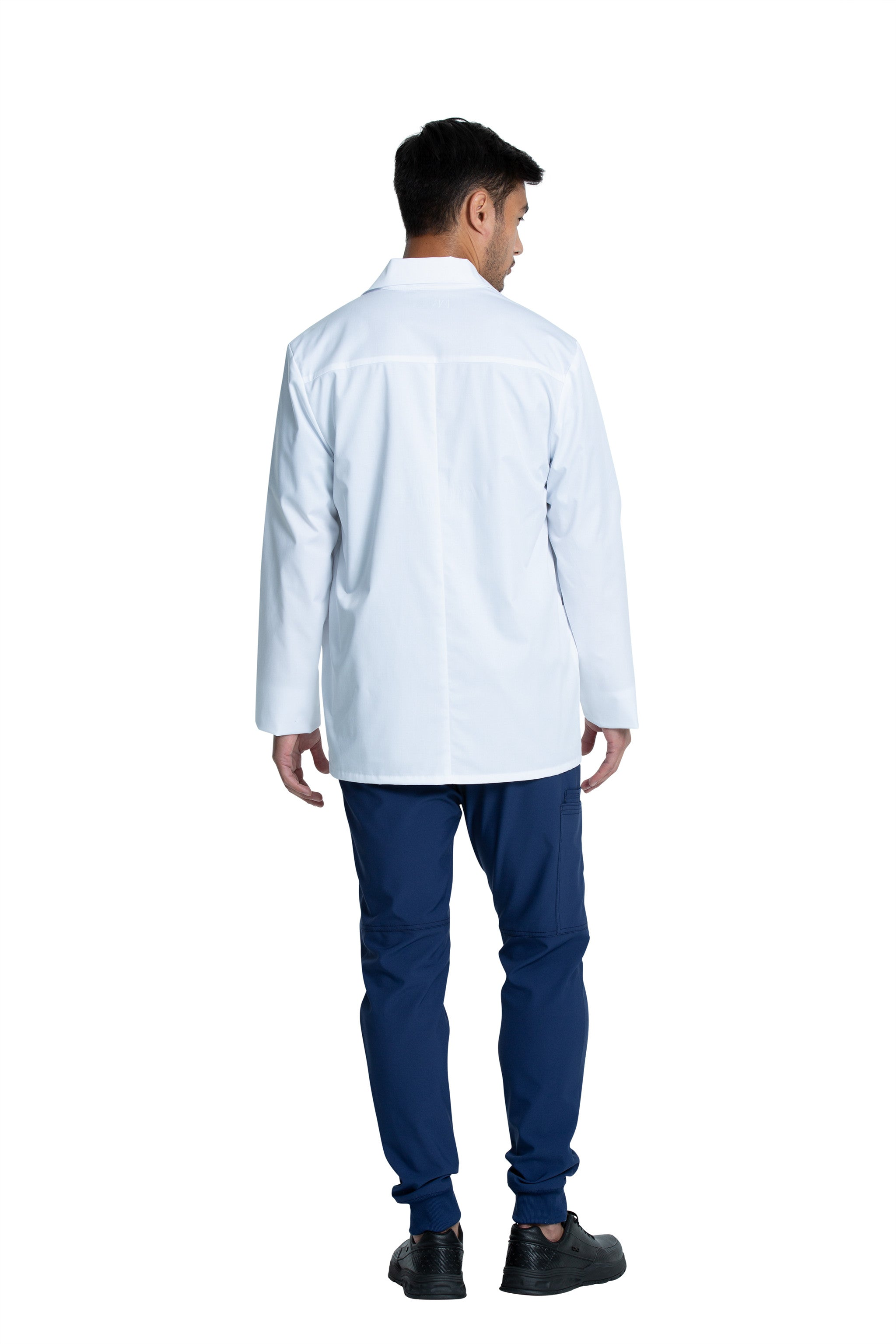 "White - Project Lab by Cherokee 30"" Men's Consultation Coat"