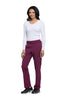 Wine - Dickies EDS Essentials Natural Rise Tapered Leg Pull On Cargo Pant