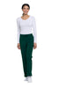 Hunter Green - Dickies EDS Essentials Mid Rise Straight Leg Drawstring Pant
