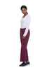 Wine - Dickies EDS Essentials Mid Rise Straight Leg Drawstring Pant