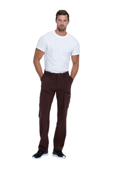 Espresso - Dickies EDS Essentials Men's Natural Rise Straight Leg Drawstring Pant