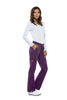 Eggplant - Dickies Gen Flex Low Rise Straight Leg Drawstring Pant