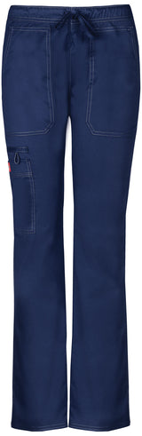 Navy - Dickies Gen Flex Low Rise Drawstring Pant