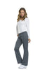 Light Pewter - Dickies Gen Flex Low Rise Straight Leg Drawstring Pant