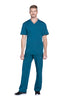 Caribbean Blue - Dickies Dynamix Men's V-Neck Top