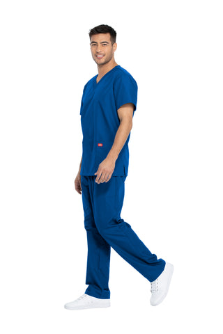 Royal - Dickies Promo Unisex Top and Pant Set