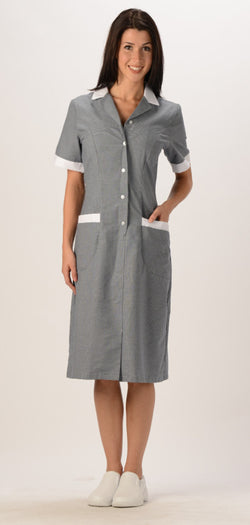 Avida Checkered Dress - Avida Healthwear Inc.