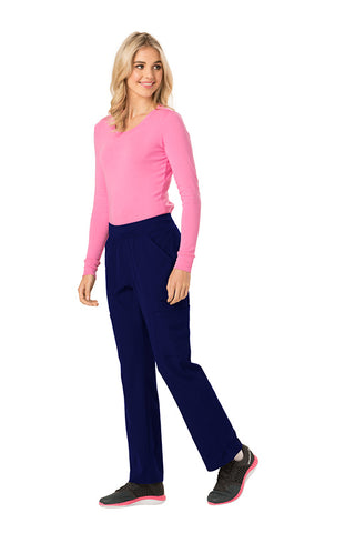 Navy - HeartSoul Break On Through Drawn To Love Low Rise Cargo Pant