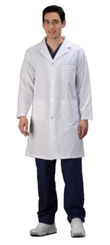 White - Avida Lab Coats 42