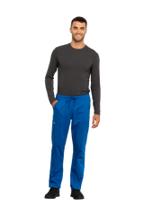 Royal - Cherokee Workwear Revolution Unisex Drawstring Cargo Pant