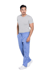 Ciel - Cherokee Workwear Professionals Men's Tapered Leg Drawstring Cargo Pant