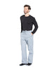 Grey - Cherokee Workwear Professionals Men's Tapered Leg Drawstring Cargo Pant