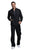 Black - Cherokee Workwear Revolution Men's Zip Front Jacket