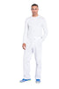 White - Cherokee Workwear Professionals Men's Underscrub Knit