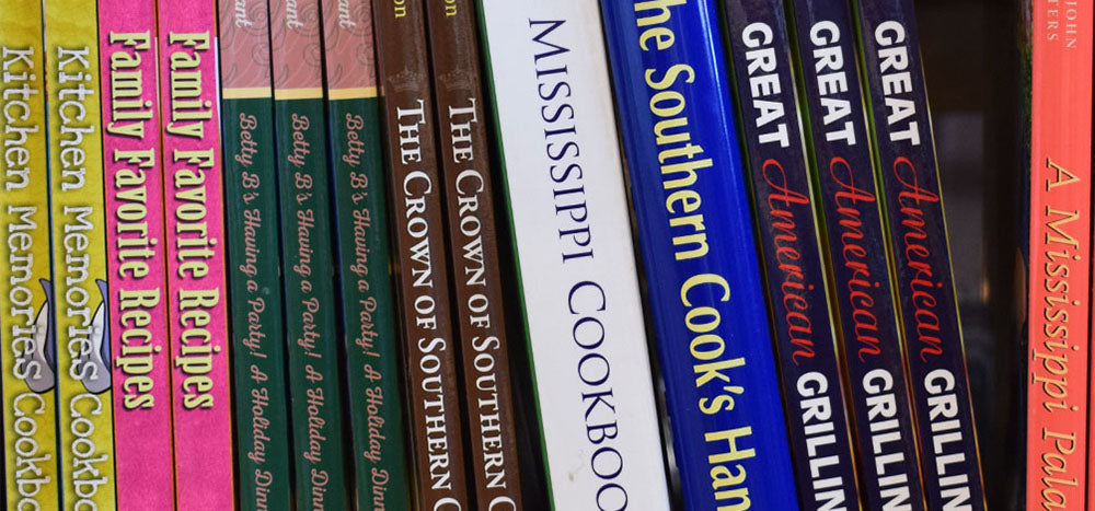 Top 10 Books/Cookbooks
