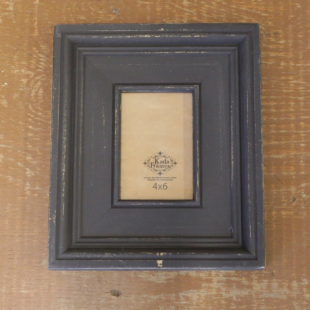 Black 4x6 Frame | MS Made Foods, Gifts and Home Decor