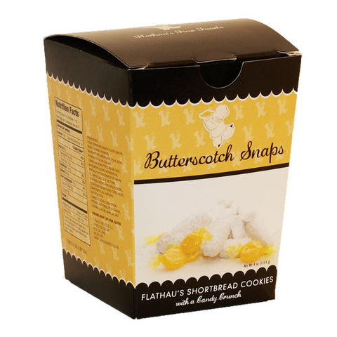 Butterscotch Snaps Cookies- 4oz - TheMississippiGiftCompany.com