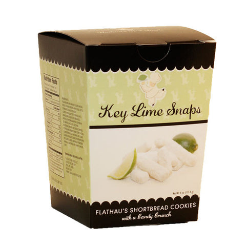 Key Lime Snaps Cookies- 4oz - TheMississippiGiftCompany.com