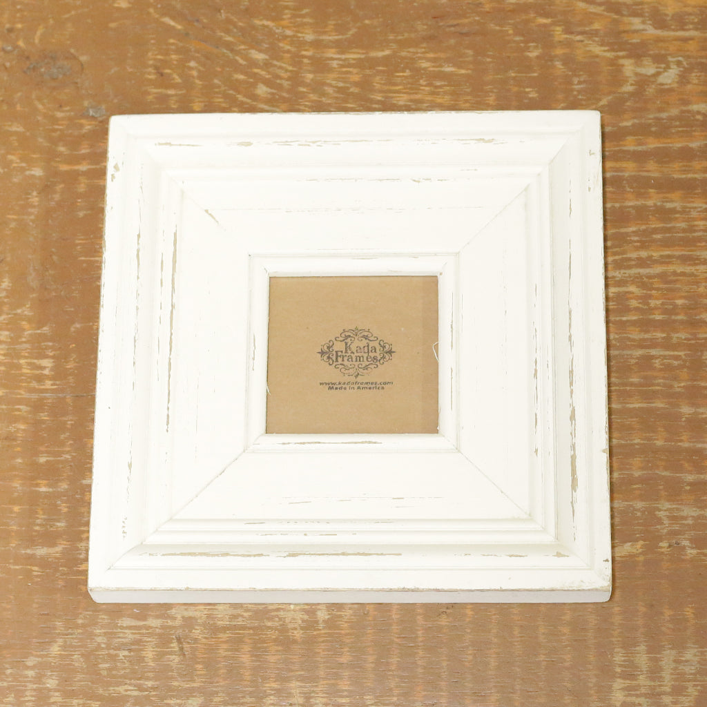 Cream 4x4 Frame Ms Made Foods Gifts And Home Decor