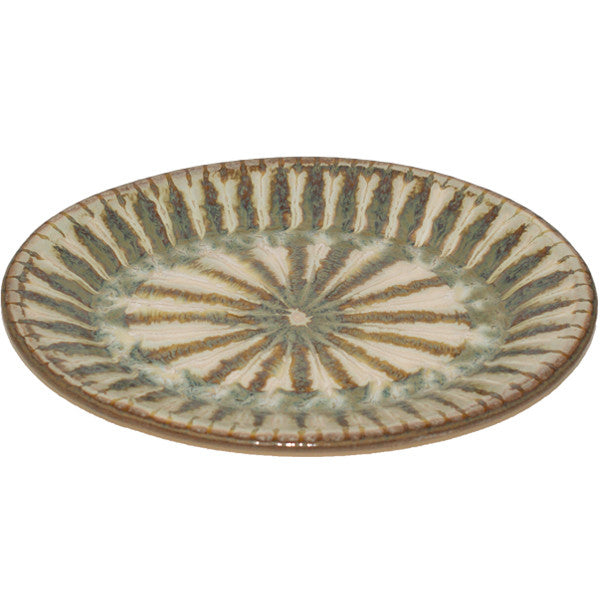 Good Earth Sparrow Medium Oval Platter - TheMississippiGiftCompany.com