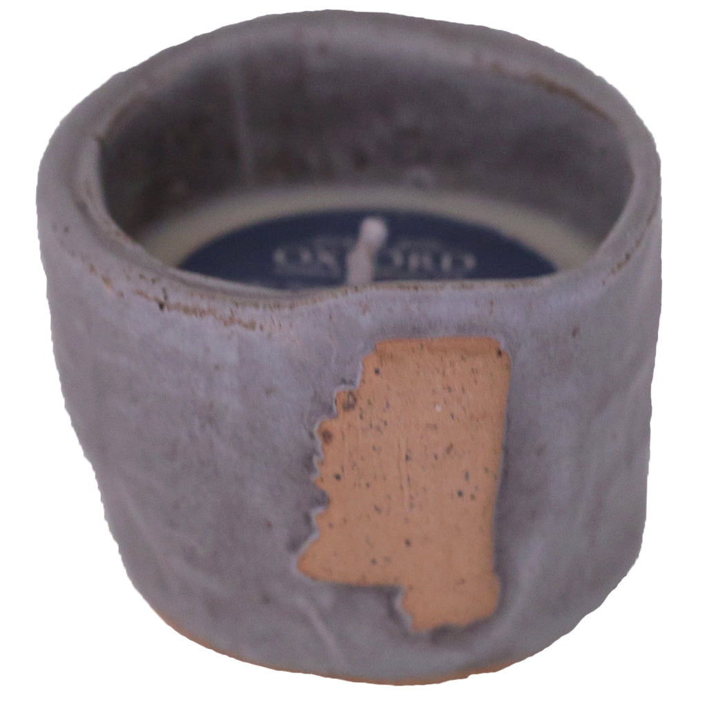 Oxford Candle Company Mississippi Candle-4oz - TheMississippiGiftCompany.com