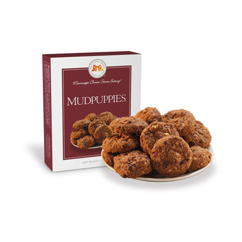 Mississippi MudPuppies Chocolate Oatmeal Cookies- 1oz - TheMississippiGiftCompany.com