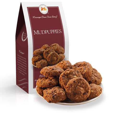 Mississippi MudPuppies Chocolate Oatmeal Cookies- 3.5oz - TheMississippiGiftCompany.com