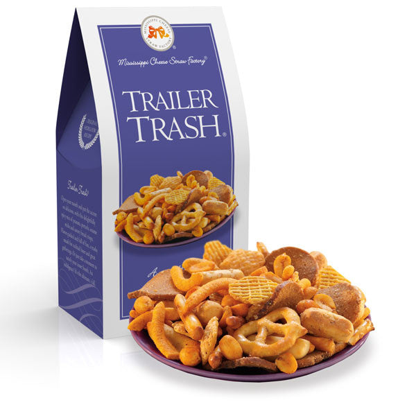 Trailer Trash Snack Mix 3.5 oz - TheMississippiGiftCompany.com