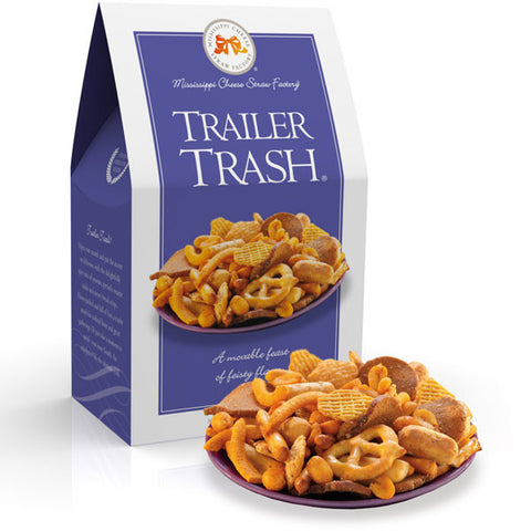 Trailer Trash Snack Mix 6.5 oz - TheMississippiGiftCompany.com