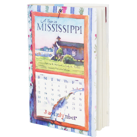 A Year in Mississippi - TheMississippiGiftCompany.com