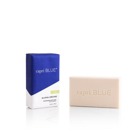 Capri Blue Bar Soap Aloha Orchid - TheMississippiGiftCompany.com