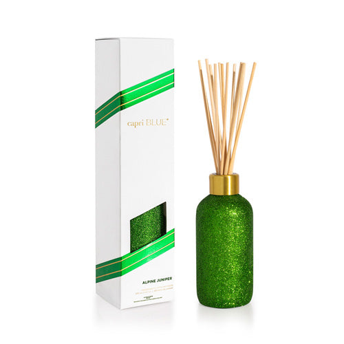 Alpine Juniper Glam Reed Diffuser