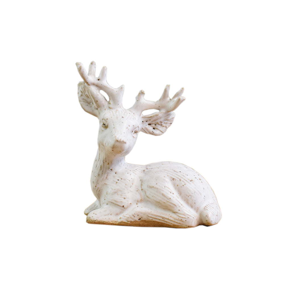 Baby Buck White - TheMississippiGiftCompany.com